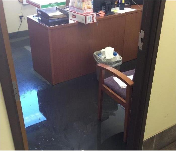 Commercial Office Water Loss