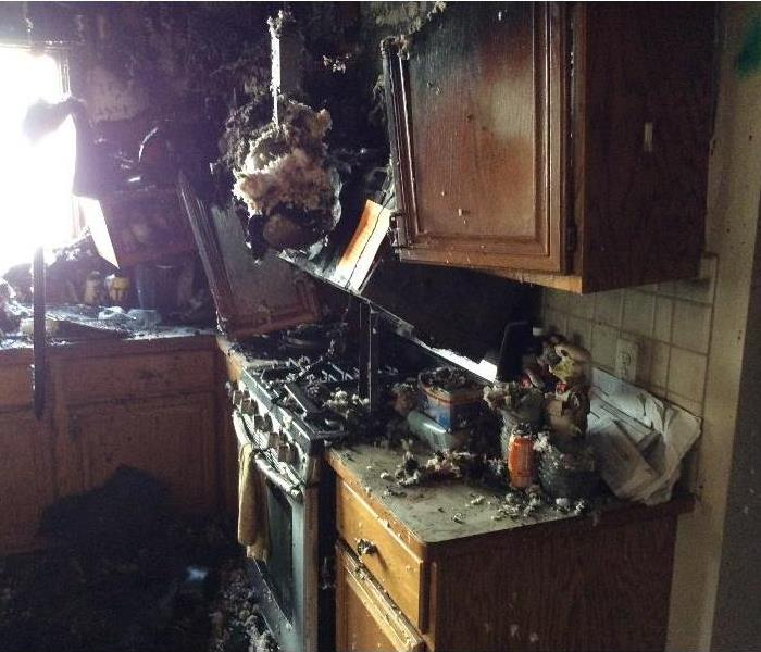 Kitchen Fires Can Be Awful
